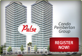 Pulse Condo by Pemberton